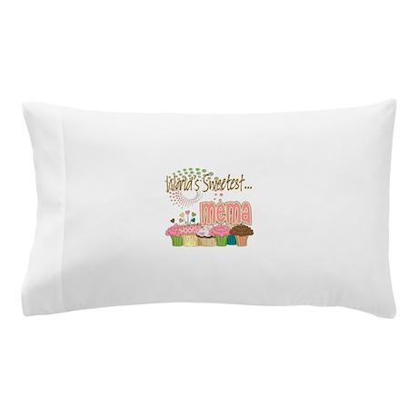 World's Sweetest Mema Pillow Case