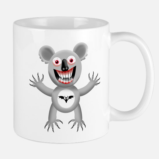 Bloodsucker Koala Mug