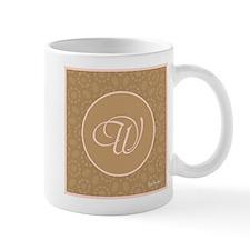 Bridal Blush Monogram Mug