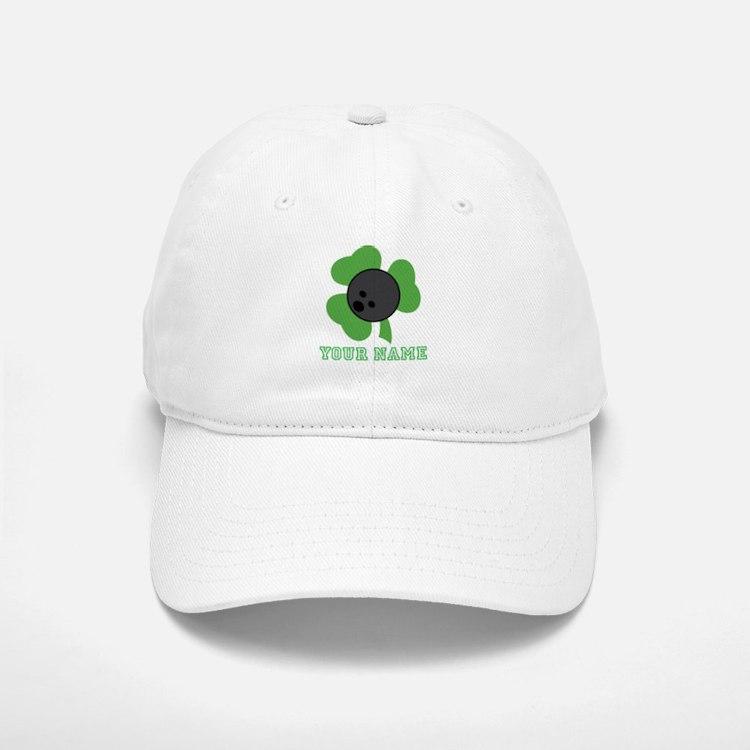 Personalized Irish Bowling Gift Baseball Baseball Cap