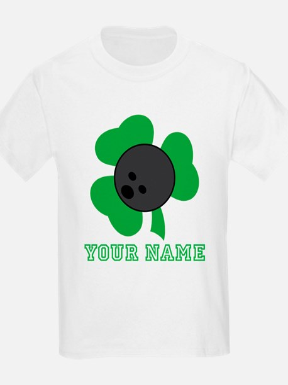 Personalized Irish Bowling Gift T-Shirt