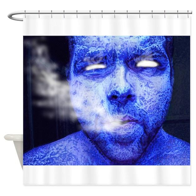 Cool Shower Curtain By Evileyeemporium