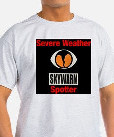Funny Red weather T-Shirt