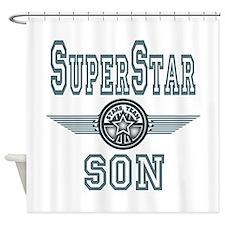 Superstar Son Shower Curtain