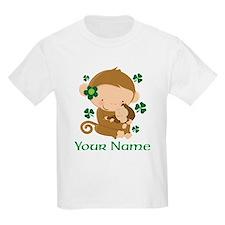 Personalized Irish Monkeys T-Shirt