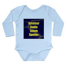 Skywarn Long Sleeve Infant Bodysuit