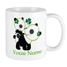 Personalized Irish Panda Mug