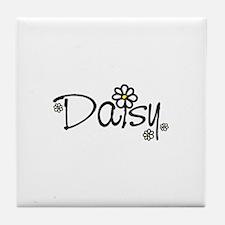 Daisy 01 Tile Coaster