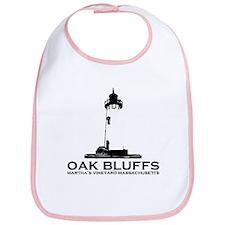 Oak Bluffs MA - Lighthouse Design. Bib