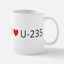 I love Uranium Mug