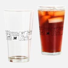 First Class Drinking Glass