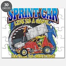Sprint Car Life Puzzle