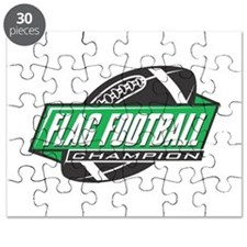 Flag Football Champion Puzzle