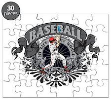 Baseball My Sport Puzzle