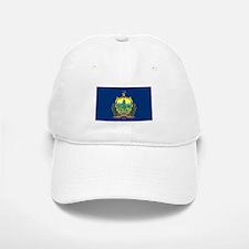 Vermont State Flag Baseball Baseball Cap