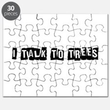 I Talk to Trees Puzzle