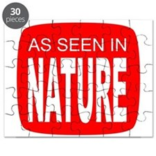 As Seen in Nature Puzzle