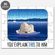 Arctic Polar Bear Puzzle