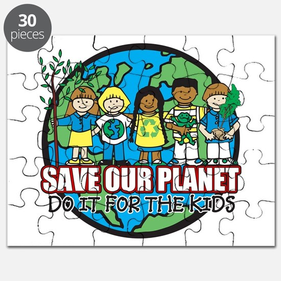 Save Our Planet Puzzle