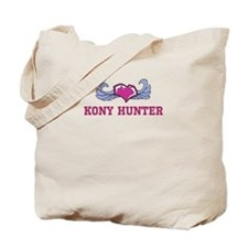 KONY HUNTER Tote Bag