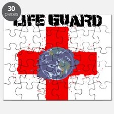 Life Guard Earth Puzzle