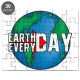 Environment earth globe Puzzles
