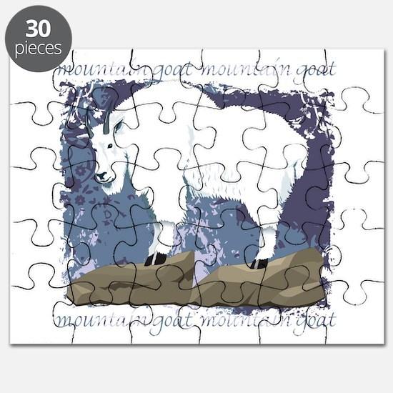 Mountain Goat Puzzle