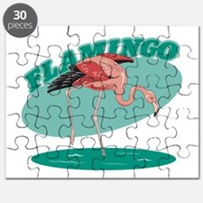 Flamingo Puzzle