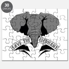 Save The Elephant Puzzle