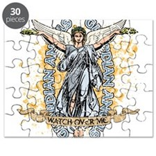 Guardian Angels Puzzle