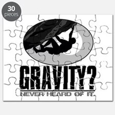 Gravity? Rock Climber Puzzle