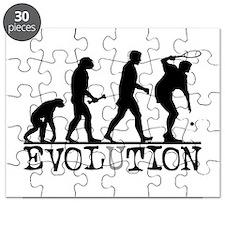 EVOLUTION Tennis Puzzle