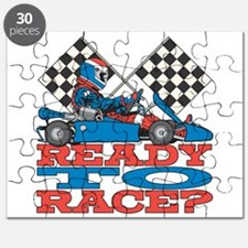Ready to Race Go Kart Puzzle