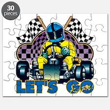 Let's Go Kart! Puzzle