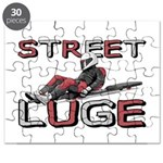 Street Luge Racer Puzzle