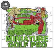 Miniature Golf Pro Puzzle