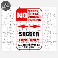 no parking soccer Puzzle