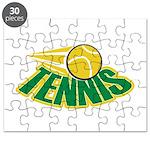 Tennis Attitude Puzzle