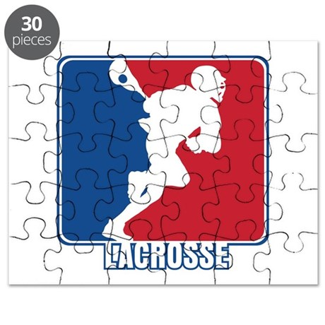 Major League Lacrosse Puzzle