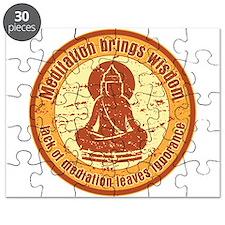Unique Tibetan buddhism Puzzle