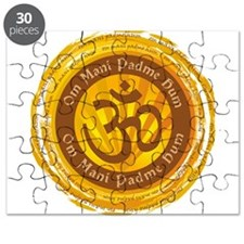 Cute Tibetan buddhism Puzzle