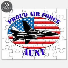 Proud Air Force Aunt Puzzle