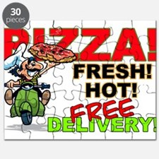 Pizza Sign Puzzle