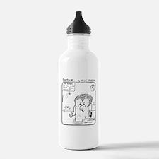 New Hairdo Water Bottle