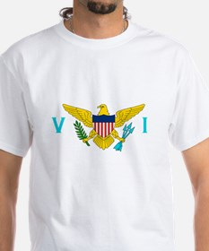 Virgin Islands Flag Shirt