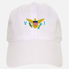 Virgin Islands Flag Baseball Baseball Cap