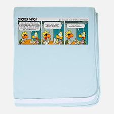 0472 - Life insurance baby blanket