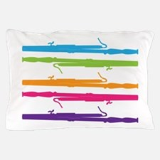 Bassoon Music Pillow Case