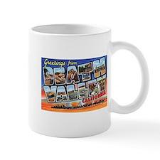 Death Valley Greetings Mug