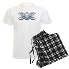 Ornate Wiccan Triple Goddess pajamas
